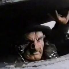 The Jewler coming out of the sewers