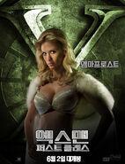White Queen movie poster