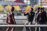 Deadpool Filming 18