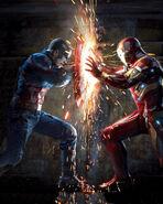 Civil War CapVsIronMan