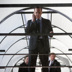 Coulson sends help.