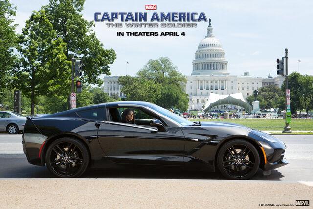 File:Widow black Corvette Stingray.jpg