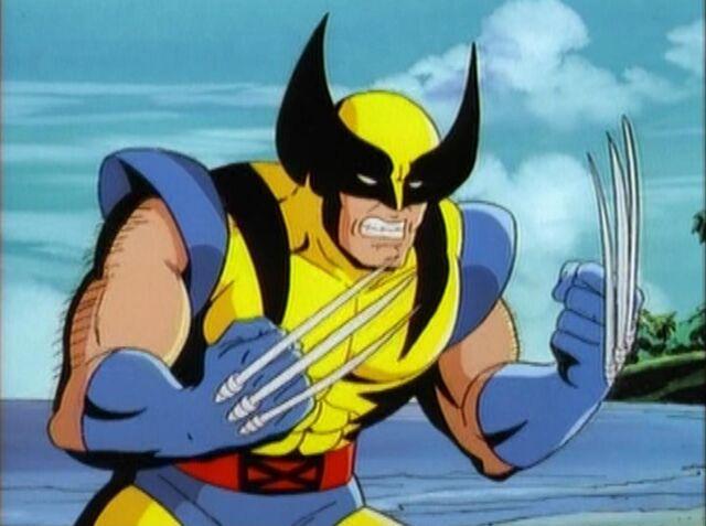 File:Wolverine 90's X-men-Adamantium claws.jpg
