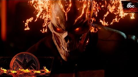 Kick@ss Move of the Week Daisy vs. Ghost Rider - Marvel's Agents of S.H.I.E.L.D.