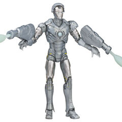 Iron Man, Mark 02<br />includes two button-operated missile blasters