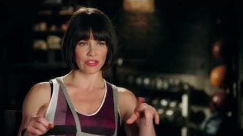 "Ant-Man ""Hope Van Dyne"" Official Movie Interview - Evangeline Lilly"