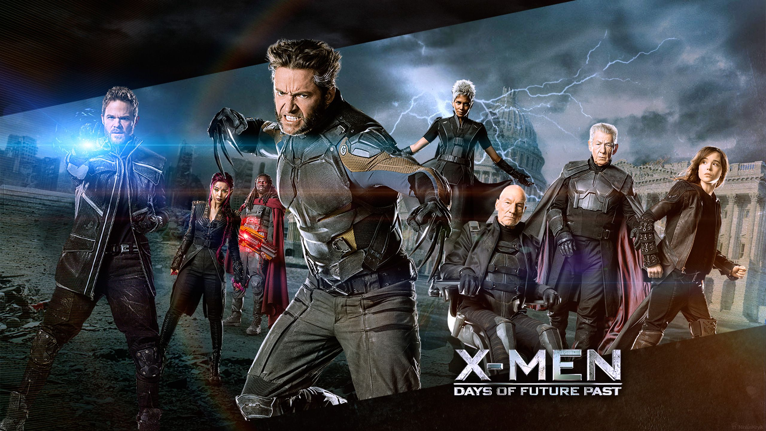X-Men  team  X Men Days Of Future Past Photos