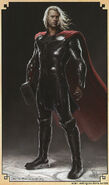 Thor TDW Concept Art
