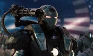 War Machine at the Stark Expo