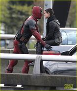 Deadpool Filming 36