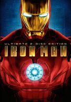 Ironman coverart