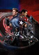 IMAX Civil War Textless Poster