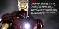 Iron Man armor (Mark III)