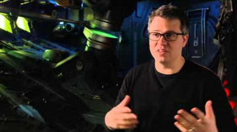 Marvel's Guardians of the Galaxy Jeremy Latcham Behind the Scenes Movie Interview