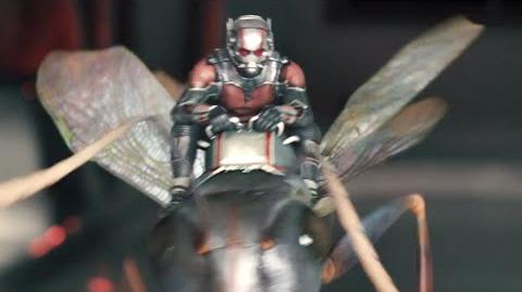 ANT-MAN Featurette - The Suit (2015) Paul Rudd Marvel Superhero Movie HD