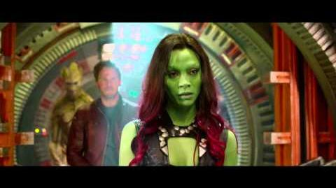 Marvel's Guardians of the Galaxy - Featurette 2