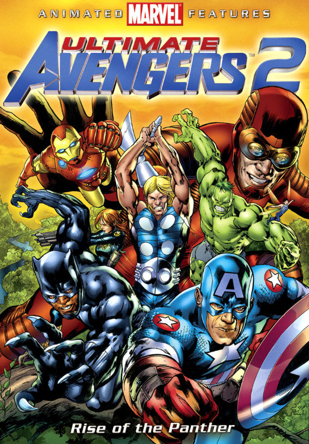 Ultimate Avengers 2 | Marvel Movies | FANDOM powered by Wikia
