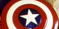 Captain America's shield (Pyun series)