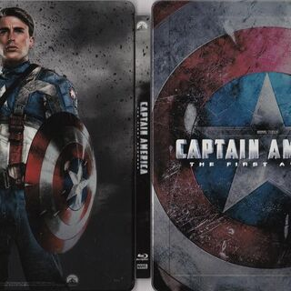 Captain America Steelbook