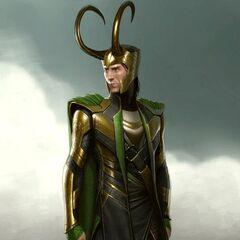 Loki Concept Art (Avengers)