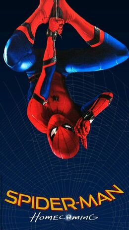 File:Spider-Man Homecoming poster.jpg