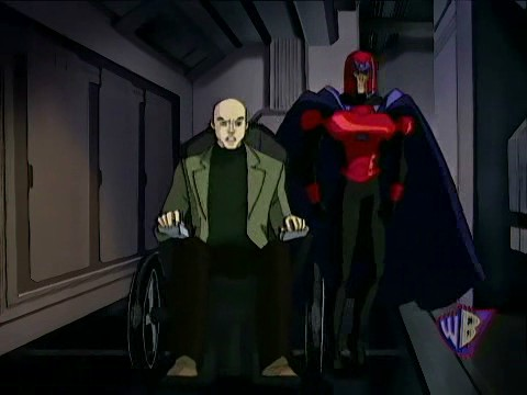 File:Xavier and Magneto (X-Men Evolution).jpg