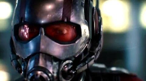 Ant Man TV Spot 7 (2015) Paul Rudd, Evangeline Lilly Marvel Movie HD