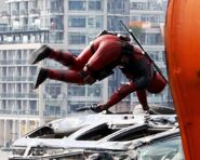 Deadpool Filming Vancouver-5