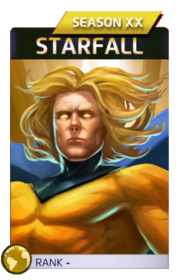 Starfall (Season XX)