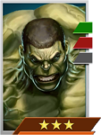 Enemy The Hulk (Indestructible)