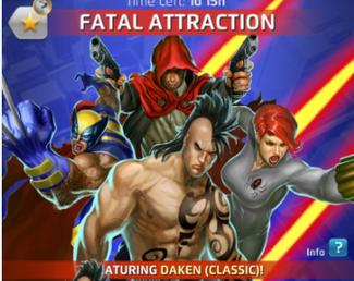 Fatal Attraction (Season I) Offer