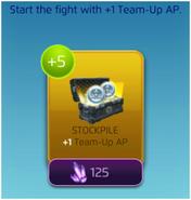TeamUpStockpile
