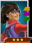 Enemy Kamala Khan (Ms. Marvel)