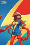 Kamala Khan (Ms. Marvel) Women of Power Cover