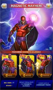 Magnetic Mayhem (Season XX) Offer