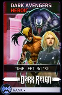 Heroic Mode-Dark Avengers