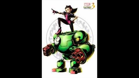 Marvel VS Capcom 3 - Tron Bonne Theme