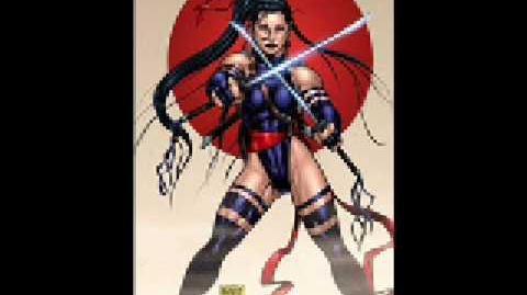 Psylocke Theme-Marvel Super Heroes Soundtrack