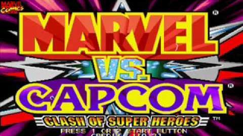 Marvel vs Capcom OST 17 Captain Commando's Theme