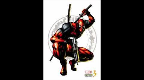 Marvel VS Capcom 3 - Deadpool Theme