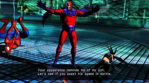 UMVC3 Magneto Quotes