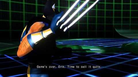 UMVC3 Wolverine Quotes