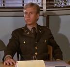 Jack Blessing as Lt. Rollins