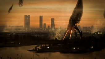 Prothean City