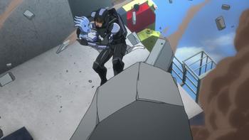 Vega protects Treeya