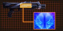 ME2 research - SG shield piercing