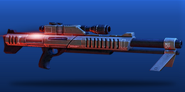 ME3 Widow Sniper Rifle