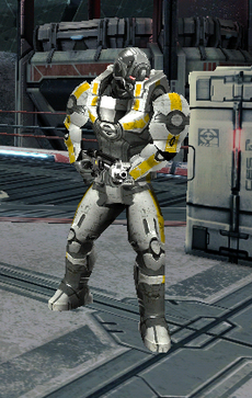 Assault Captain