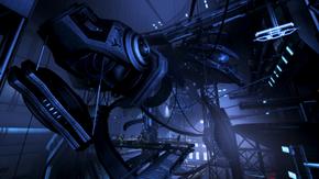 Cronos station human-reaper debris