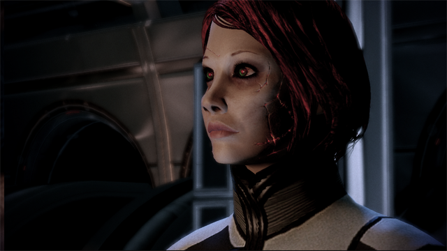 how to use head morphs in mass effect